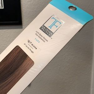"""100% Remy Human Hair Extensions #5/7 18"""" Straight"""